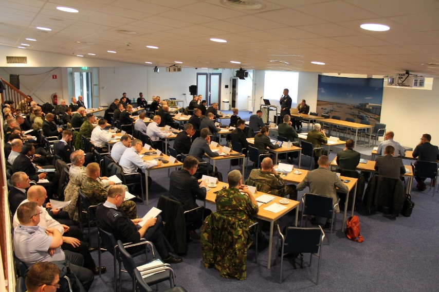 2nd NMCC Commanders Conference - Session